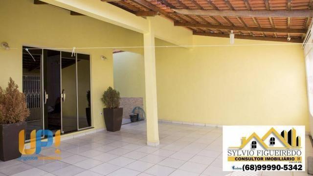 Casa com 2 dormitórios à venda, 300 m² por R$ 400.000 - Jardim Tropical - Rio Branco/AC - Foto 5