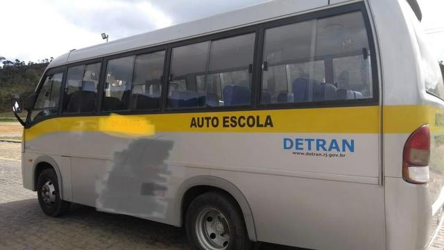 Micro ônibus Volare V6 2008/8
