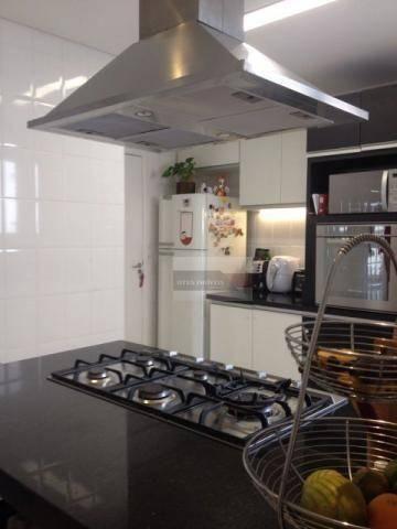 Apartamento com 3 dormitórios à venda, 122 m² por r$ 660.000 - jardim das indústrias - são - Foto 3