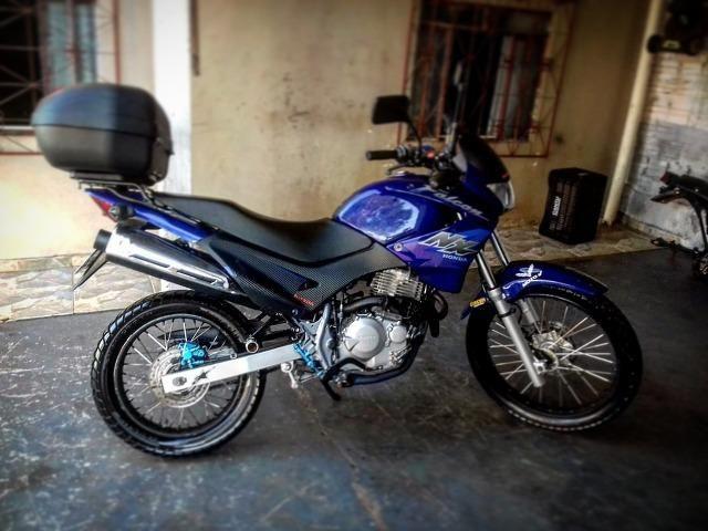 Honda Nx 400 cc 6500