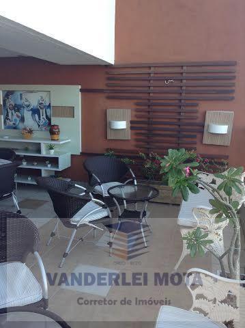 Cobertura para venda em aquiraz, porto das dunas, 4 dormitórios, 2 suítes, 4 banheiros, 3  - Foto 6