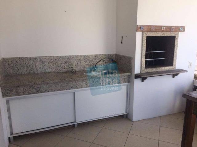 Cobertura residencial à venda, campeche, florianópolis - co0128 - Foto 9