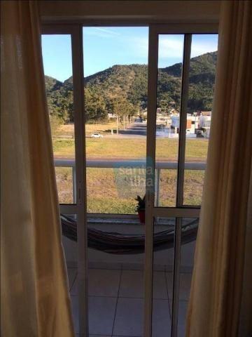 Apartamento com 2 dormitórios à venda, 63 m² por r$ 330.000,00 - ribeirão da ilha - floria - Foto 4