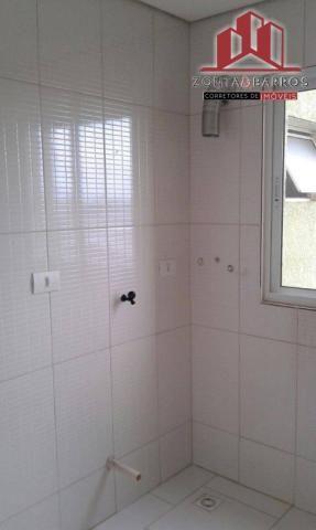Apartamento à venda com 2 dormitórios em Nações, Fazenda rio grande cod:AP00010 - Foto 11