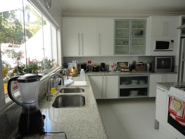 Linda Casa Duplex Costa Verde Decorada 4 suítes 1250m2 vista lago piscina Oportunidade - Foto 17