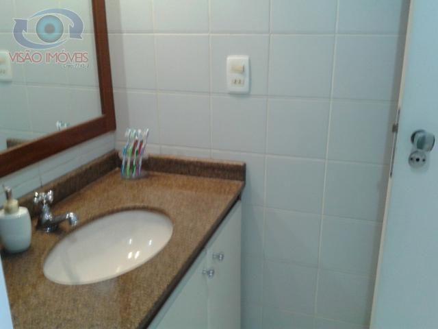 Apartamento à venda com 3 dormitórios em Jardim camburi, Vitória cod:1095 - Foto 8