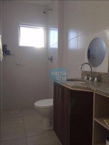 Apartamento com 2 dormitórios à venda, 63 m² por r$ 330.000,00 - ribeirão da ilha - floria - Foto 9