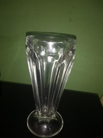 Taça de milk shake