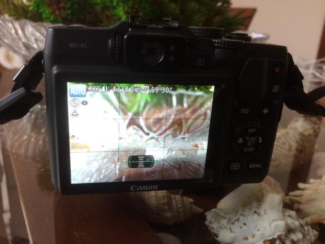 Câmera digital Canon G16 - Foto 4