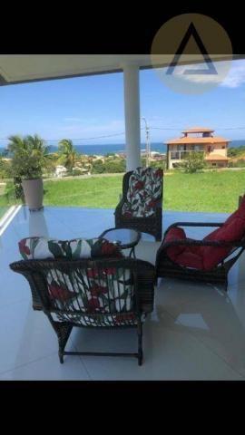 Casa para alugar, 500 m² por r$ 8.000,00/mês - mar do norte - rio das ostras/rj - Foto 2