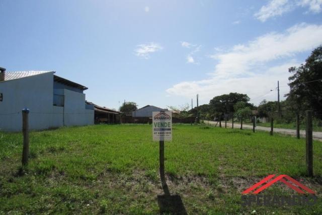 Terreno limpo de esquina c/ 384m², baln. uirapuru - Foto 2