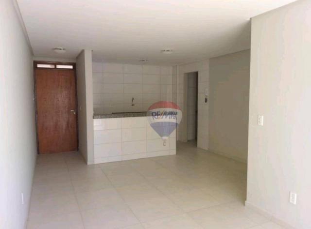 Apartamento para alugar, 75 m² por r$ 750,00/mês - lagoa seca - juazeiro do norte/ce - Foto 3