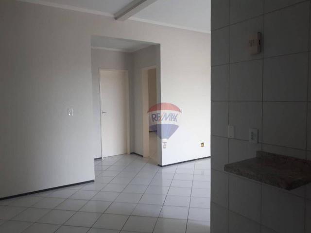 Apartamento com 3 dormitórios para alugar, 105 m² por R$ 700/mês - Lagoa Seca - Juazeiro d - Foto 3