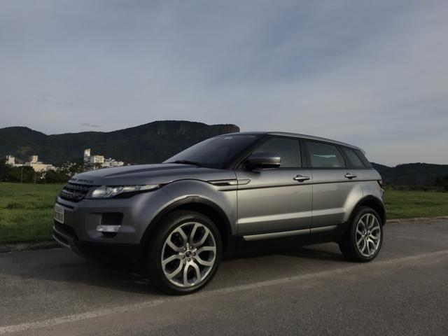 Range Rover Evoque 2013 TOP - Foto 4