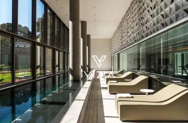 Apartamento com 4 dormitórios à venda, 459 m² por R$ 8.421.307,00 - Cabral - Curitiba/PR - Foto 11