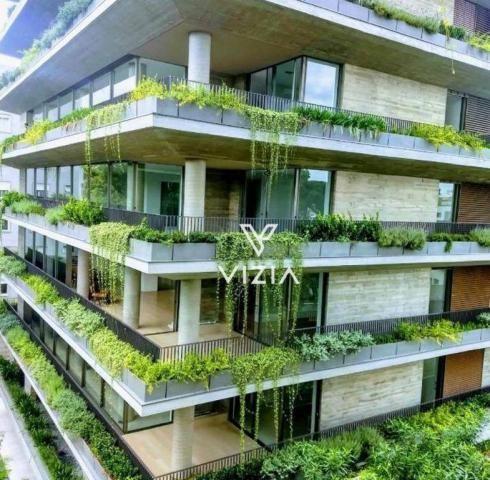 Apartamento com 4 dormitórios à venda, 459 m² por R$ 8.421.307,00 - Cabral - Curitiba/PR - Foto 19