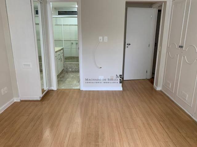 Apartamento para alugar, 160 m² por R$ 7.500,00/mês - Leblon - Rio de Janeiro/RJ - Foto 16