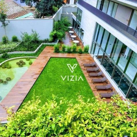 Apartamento com 4 dormitórios à venda, 459 m² por R$ 8.421.307,00 - Cabral - Curitiba/PR - Foto 18