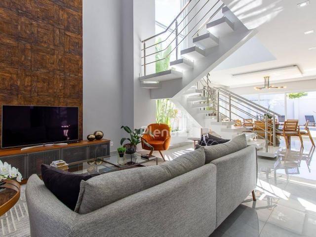 Casa com 4 dormitórios à venda, 283 m² por R$ 1.850.000,00 - Swiss Park - Campinas/SP - Foto 2