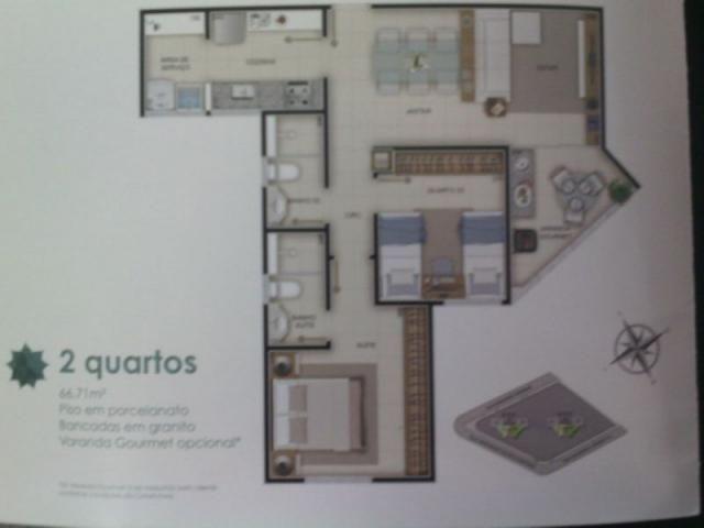 Apartamento à venda com 2 dormitórios em Engenho nogueira, Belo horizonte cod:39445 - Foto 4