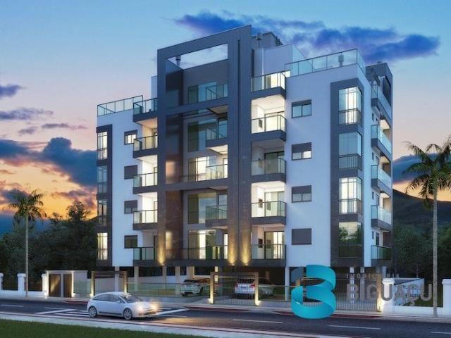 Apartamento à venda com 3 dormitórios em Praia grande, Governador celso ramos cod:2474 - Foto 2
