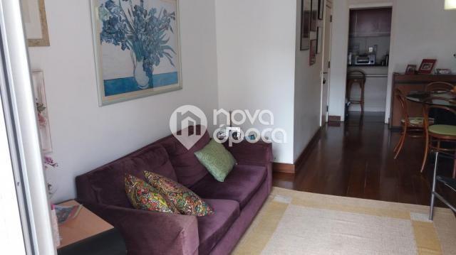 Apartamento à venda com 4 dormitórios em Laranjeiras, Rio de janeiro cod:LB4CB14105 - Foto 5