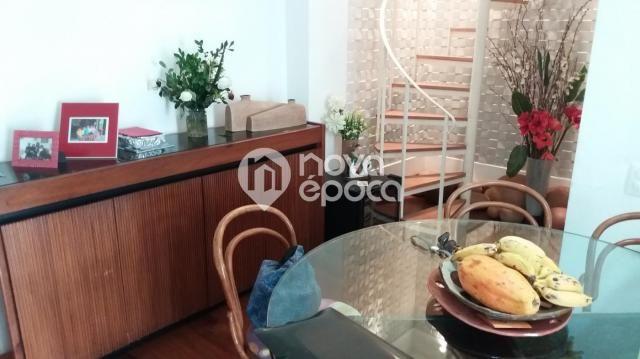 Apartamento à venda com 4 dormitórios em Laranjeiras, Rio de janeiro cod:LB4CB14105 - Foto 12