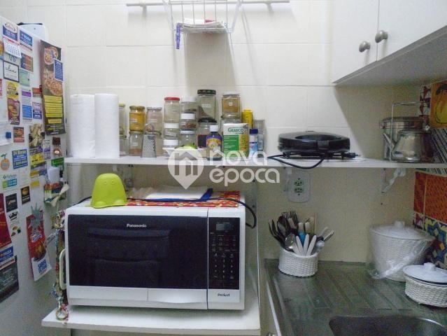 Apartamento à venda com 2 dormitórios em Cosme velho, Rio de janeiro cod:FL2AP35758 - Foto 17