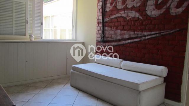 Casa à venda com 3 dormitórios em Cosme velho, Rio de janeiro cod:LB3CS15977 - Foto 18