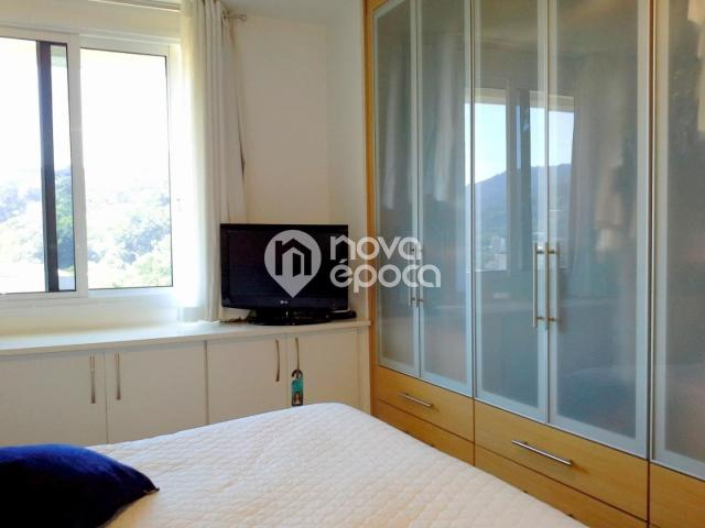Apartamento à venda com 3 dormitórios em Cosme velho, Rio de janeiro cod:LB3CB26548 - Foto 12