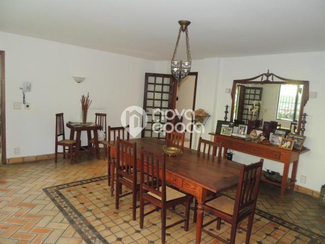 Casa à venda com 5 dormitórios em Cosme velho, Rio de janeiro cod:FL6CS17347 - Foto 4