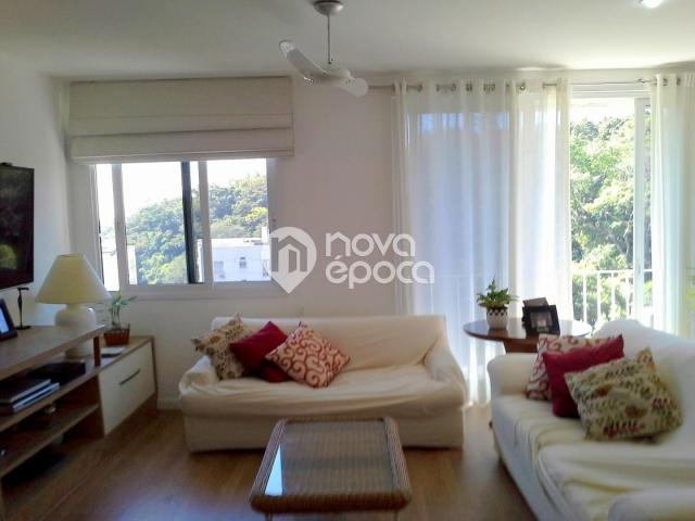 Apartamento à venda com 3 dormitórios em Cosme velho, Rio de janeiro cod:LB3CB26548 - Foto 6