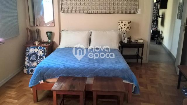 Apartamento à venda com 3 dormitórios em Cosme velho, Rio de janeiro cod:FL3AP36506 - Foto 13