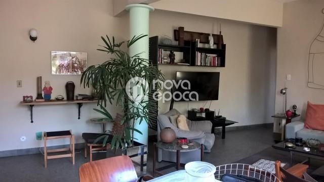 Apartamento à venda com 3 dormitórios em Cosme velho, Rio de janeiro cod:FL3AP36506 - Foto 5