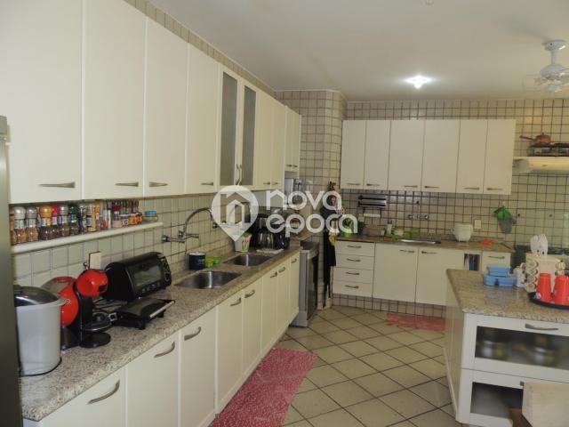 Casa à venda com 5 dormitórios em Cosme velho, Rio de janeiro cod:FL6CS17347 - Foto 10
