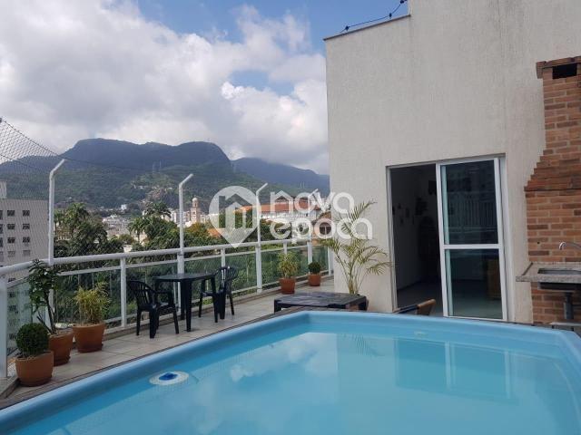 Apartamento à venda com 3 dormitórios em Tijuca, Rio de janeiro cod:AP3CB41418 - Foto 2