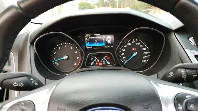 Ford Focus Sedan Titanium Plus 2.0 Completíssimo - Foto 13