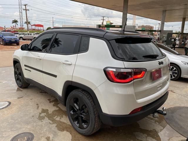 Jeep Compass Night Eagle 2.0 Flex Aut. 2018 - Foto 3