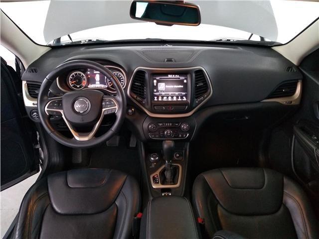 Jeep Cherokee 3.2 limited 4x4 v6 24v gasolina 4p automático - Foto 12
