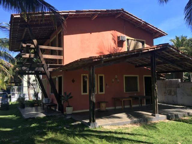 Casa de praia 3 suítes no Condo.Águas de Olivença