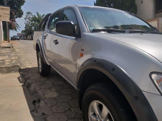 Mitsubishi L200 GLS 2.5 4x4 CD Diesel - Foto 7