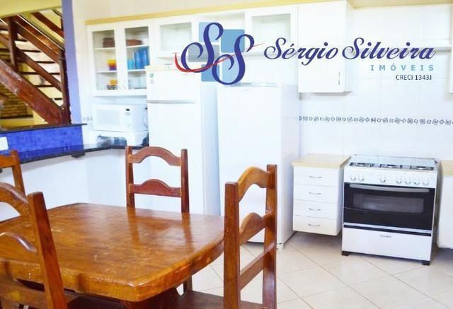 Casa para venda no Porto das Dunas com 5 suítes, piscina e deck com churrasqueira - Foto 12