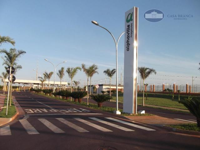 Terreno à venda, 507 m² por R$ 260.000,00 - Condomínio Alphaville - Araçatuba/SP - Foto 3