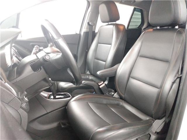 Chevrolet Tracker 1.4 16v turbo flex ltz automático - Foto 9