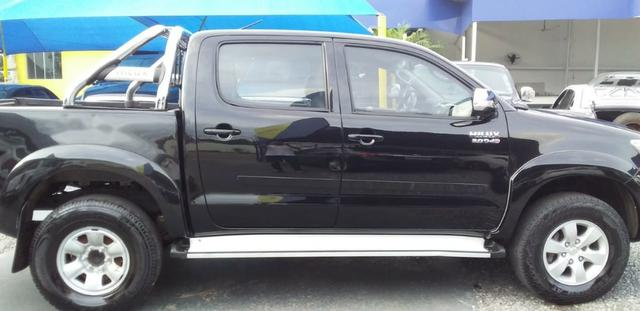 Hilux srv 4x4 tdi diesel cd automatico - Foto 8