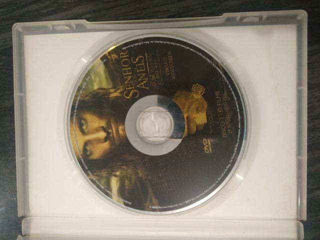 DVD O Senhor dos Anéis O Retorno do Rei - Foto 3