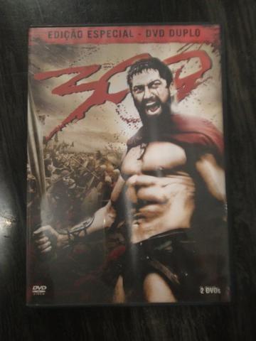DVD 300 Edição Especial Duplo