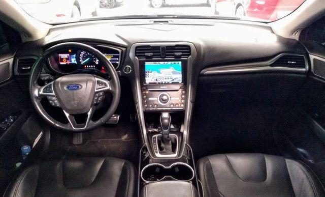 Ford Fusion Titaniun AWD 2.0 gasolina 2016 - Foto 7