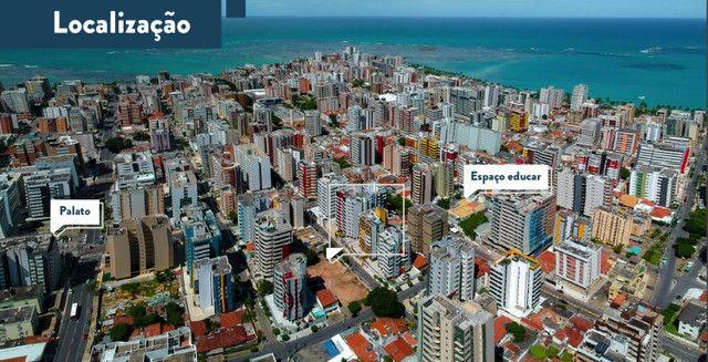 Lançamento 5% de Sinal e 120 meses sem intercaladas na Ponta Verde - Foto 5