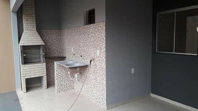 Casa nova com suíte e edícula no canelas nova fronteira - Foto 10